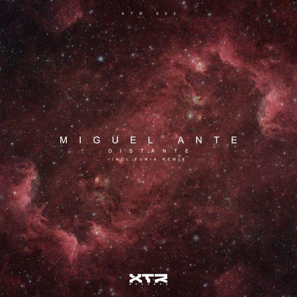Miguel-Ante - Distante (XTR-002) Cover