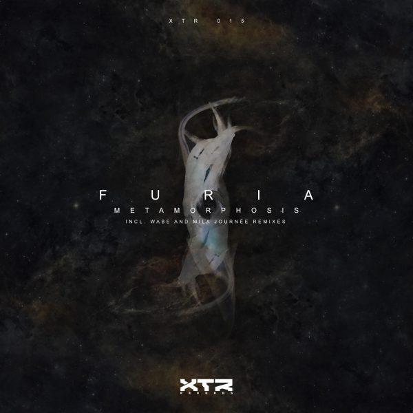 Furia - Metamorphosis - XTR 015 Cover Baja