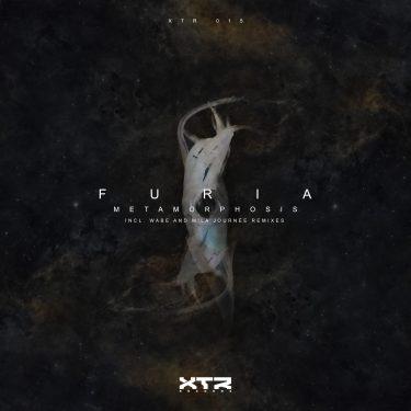 Furia - Metamorphosis XTR Records _ Melodic Techno- XTR 015 Cover