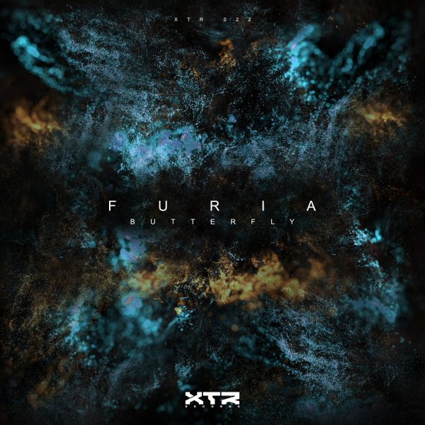Furia - Butterfly (XTR 022) Cover XTR Records web
