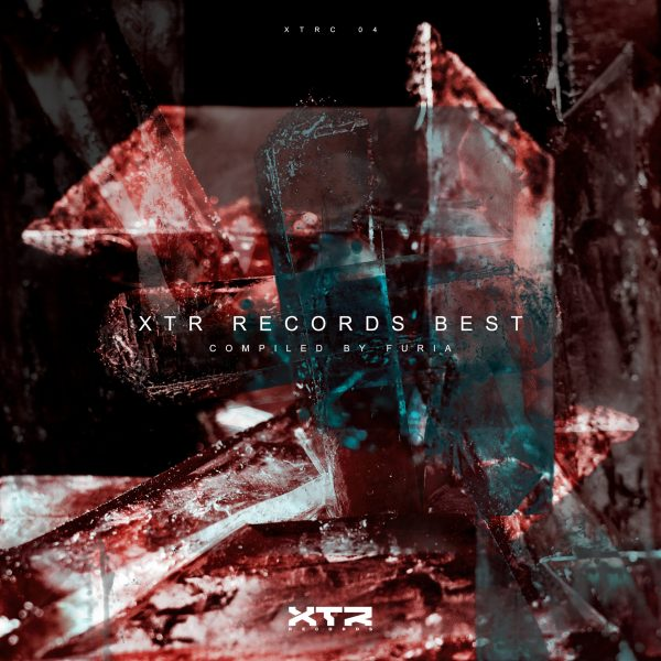 VVAA - XTR Records Best - XTRC 04 Cover XTR Records