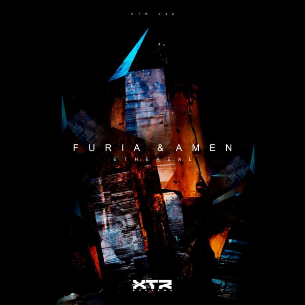 Furia & Amen - Ethereal - XTR 042 Cover XTR Records